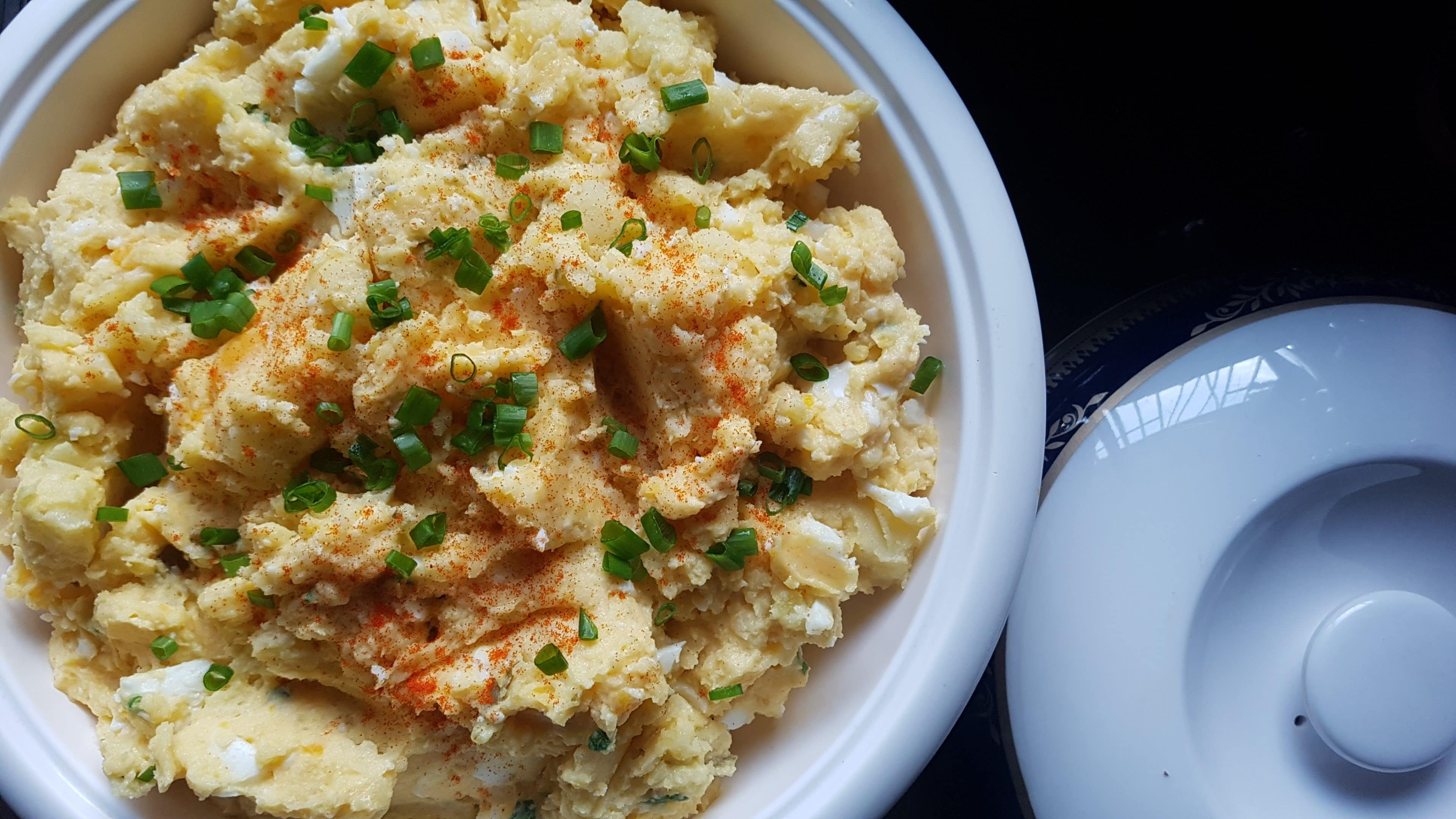 Weekend Cooking: Prejean's Potato Salad